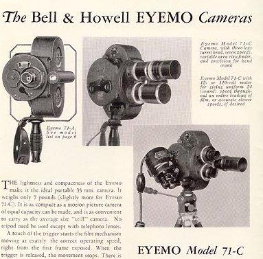 Exposition Stanley Kubrick (Cinémathèque française) Eyemo-add-page